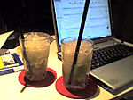 Caipirinhas with Laptop