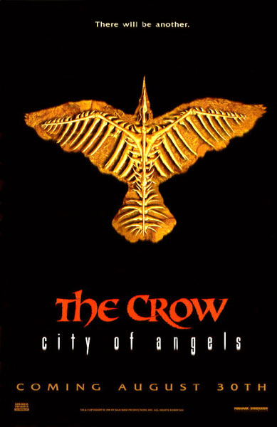 Crow 2 city of angels poster