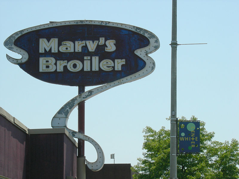 Marvs broiler