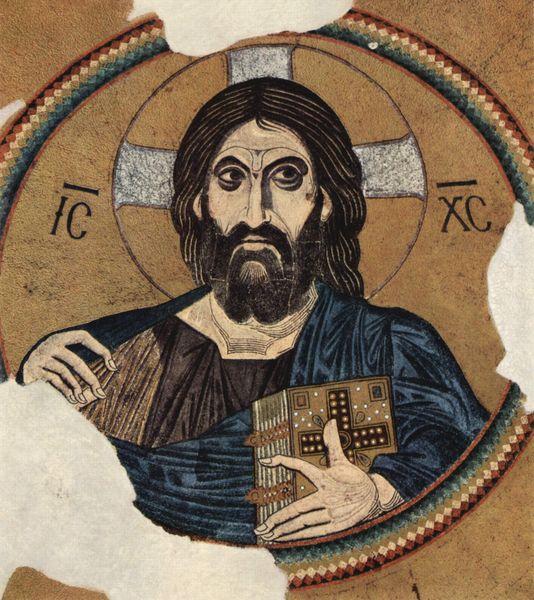 Christ Pantocrator Meister_von_Daphni_002