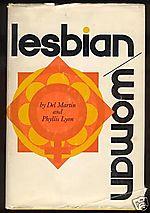 Lesbian woman