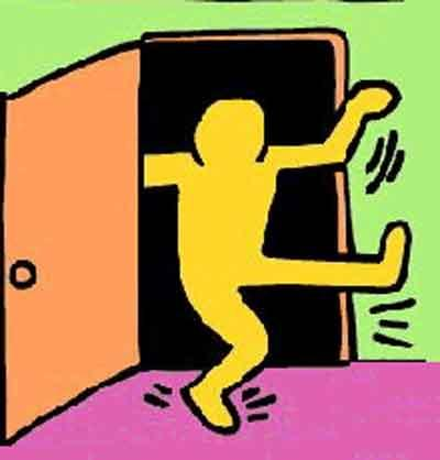 Coming out day haring