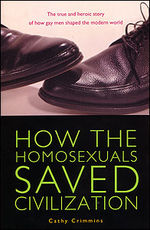 How the homosexuls saved civilization