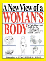 New view of a womans body