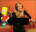 Nancy cartwright bart simpson
