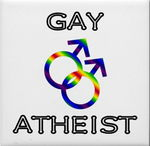 Gay atheist