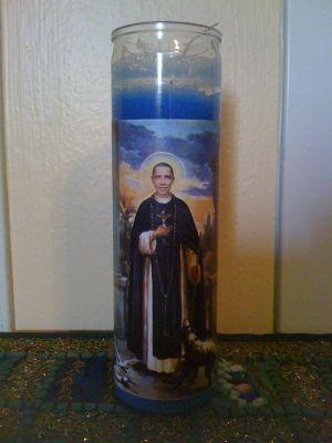 Obama candle 1