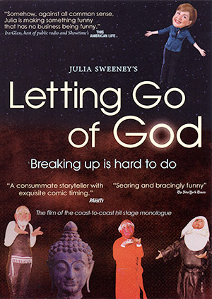 Letting go of god dvd