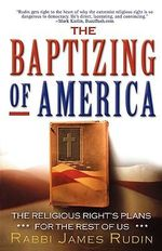 Baptizing of america