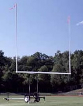 Portable goal posts