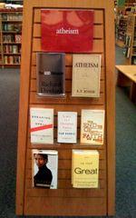 Atheist books