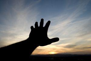 Outreach hand