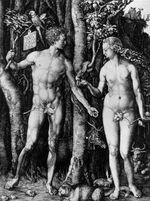 Durer Adam and Eve