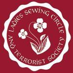 Ladies sewing circle