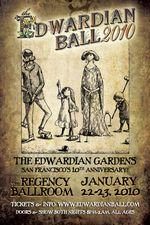 Edwardian ball 2010