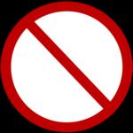 Slash circle