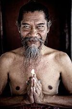 Oh My God Bali Priest