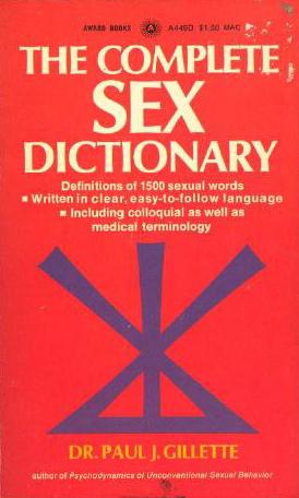 Complete sex dictionary