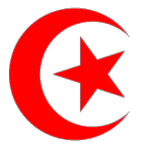 Islam crescent moon star