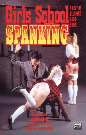 Girls school spanking