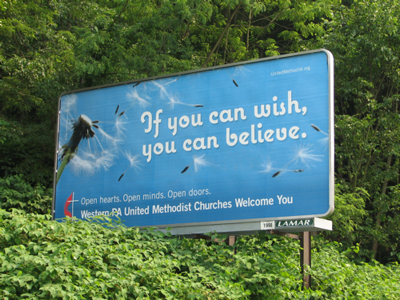Wishful Thinking billboard