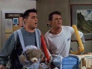 Chandler joey baby