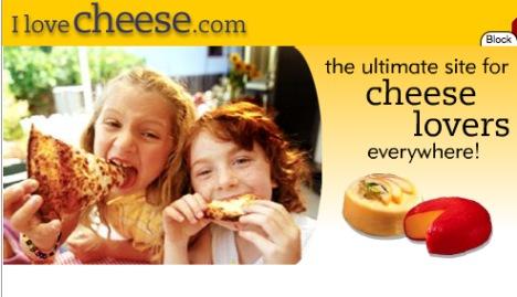 Dairy management i love cheese