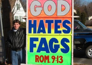 God Hates Fags