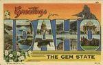 Idaho-postcard