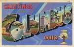 Columbus postcard