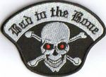 Bad to the bone - skull