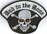 Bad to the bone - skull