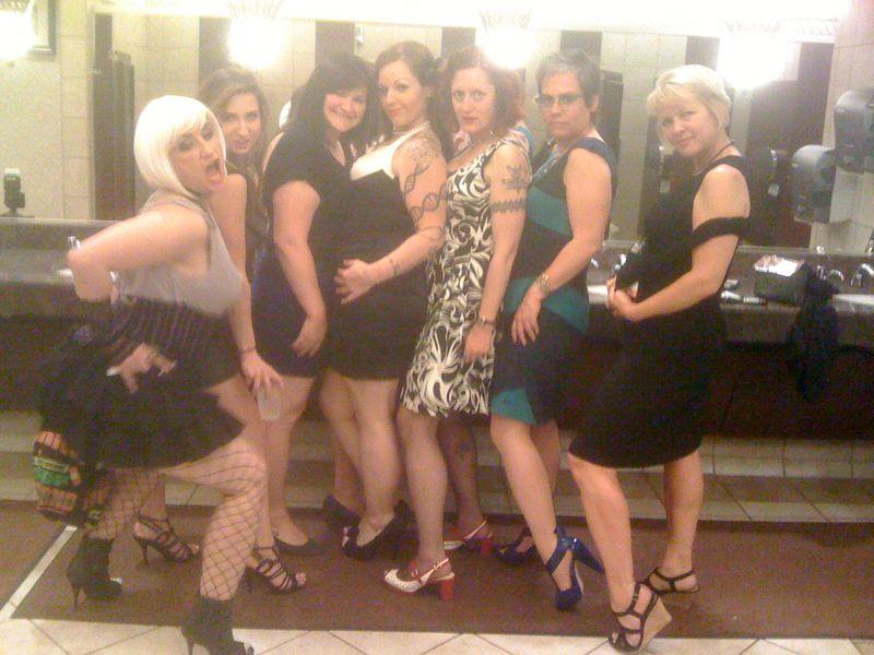 Fashion show at TAM 9