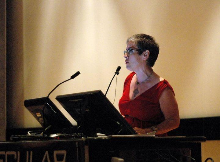Greta speaking ssa 2011