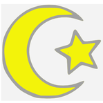 Islamic_star_and_crescent_yellow